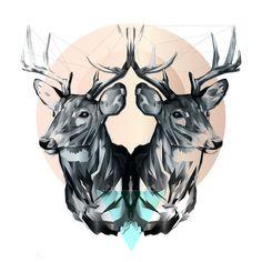 Two Souls by beautyfromlight on deviantART