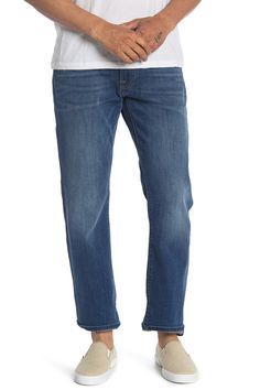 Lucky Brand 221 Straight Leg Jeans - Inseam In Wolfe Everyday Look, Lucky Brand, Thighs, That Look, Mens Fashion, Legs, Pants, Clothes, Shopping