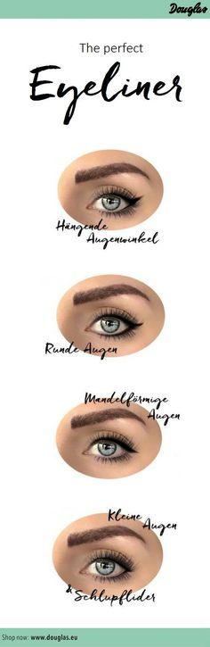 Eyeliner für über 60