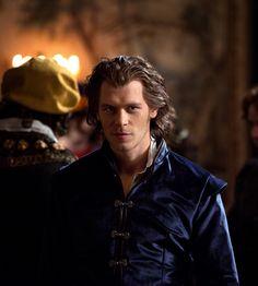 The Vampire Diaries: Joseph Morgan as Klaus