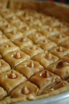 Baklawa Algérienne , la recette avec étapes et conseils, attention aux papilles ! - Passion culinaire by MinouchkaBaklawa  2