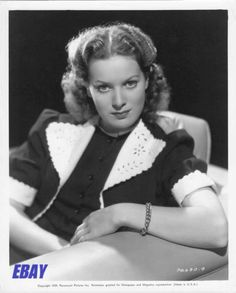 Maureen O'Hara. A classic.