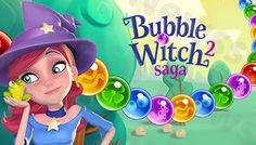 Dai creatori di Candy Crush Saga, Bubble Witch Saga e Farm Heroes Saga ecco Bubble Witch 2 Saga - http://www.tecnoandroid.it/dai-creatori-candy-crush-saga-bubble-witch-saga-farm-heroes-saga-bubble-witch-2-saga/