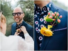 Kerry and Brian's Pretty Pastel Desert Inspired Intimate Palm Springs Wedding by 222 Photography Wedding Attire, Boho Wedding, Wedding Blog, Pretty Pastel, History Books, Buttonholes, Looking Gorgeous, Event Venues, Palm Springs