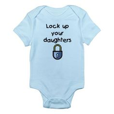 MUST have! - lock up your daughters  Cale needs this! @ Alyssa Watson