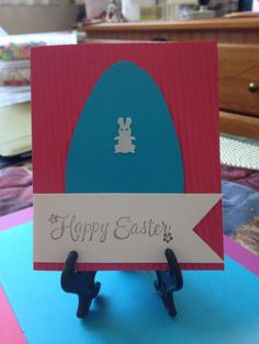 Happy Easter, card!