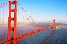 Wanna visit the golden gate! San Francisco, CA Golden Gate bridge by Angelo Ferraris, via 500px