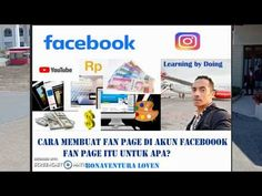 Cara Mudah Membuat FanPage Facebook 1 Day Trip, Komodo National Park, Web Design Tutorials, Adventure Tours, Maui, Jakarta, Boat, Island, Facebook