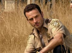 Andrew Lincoln of The Walking Dead