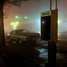 The way Patrick Joust uses colour in these photographs is remarkable.