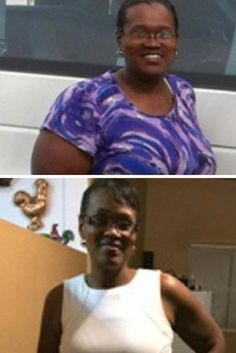 """""""I realized taking better care of me enabled me to take better care of others."""" #ILostWeightHP"""