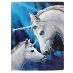 GBP - Magical Unicorn Horse Canvas 'sacred Love' By Lisa Parker Mythical Wall Art Unicorn And Fairies, Unicorn Fantasy, Unicorn Horse, Unicorn Art, Magical Unicorn, Fantasy Art, Love Canvas, Canvas Art Prints, Small Canvas