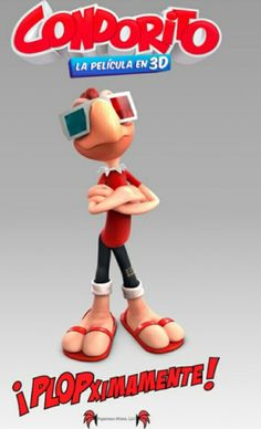 Condor, Luigi, Chile, Mario, Cartoon, Fictional Characters, Chili, Chilis, Cartoons
