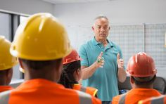 View Stock Photo of Speaker Giving Presentation To Construction Workers. Find premium, high-resolution photos at Getty Images. Safety Management System, Workplace Safety, Construction Worker, High Resolution Photos, About Me Blog, Presentation, How To Plan, Business, Presidential Inauguration