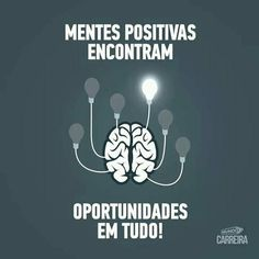 JP : MENTES POSITIVAS...  #mente #mentesaudável #reflexão #pensamentos #inspiração Positive Thoughts, Positive Quotes, Motivational Quotes, E-mail Marketing, Digital Marketing, Words Quotes, Life Quotes, Entrepreneur Inspiration, Picture Quotes