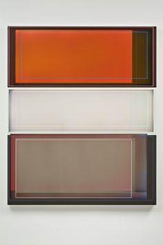 "Patrick Wilson @ Susanne Vielmetter. Articulation, 2009, acrylic on canvas, 59"" x 49"""