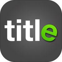 TitleFx - Text on Photos by East Coast Pixels, Inc.