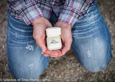 Love a shot of down on one knee engagement photo Engagement Shots, Engagement Couple, Engagement Pictures, Engagement Photography, Wedding Engagement, Wedding Photography, Photography Ideas, Wedding Photoshoot, Wedding Pics