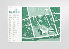 경기도미술관 야외조각공원 가이드맵 GMoMA Sculpture Park Guide Map - 김가든 Kimgarden Web Design, Book Design, Layout Design, Graphic Design, Design Ideas, Pamphlet Design, Leaflet Design, Wayfinding Signage, Information Graphics