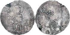 Srebrennik Tracking | Bein Numismatics Vladimir The Great, Grand Prince, Triquetra, Islamic World, Oclock, Track, Auction, Runway, Grand Duke