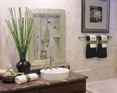 Feng Shui bathroom designs  How to give positive energy to your bathroom according to Feng Shui?