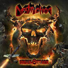 """La Encrucijada: """"Under Attack"""" el nuevo video de DESTRUCTION"""