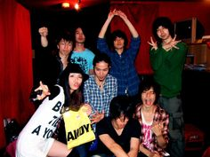 "[TOUR2009""UNISON SQUARE GARDEN""] in 横浜Club Lizard 2009.05"