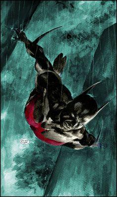 Batman Beyond by ~orphanshadow