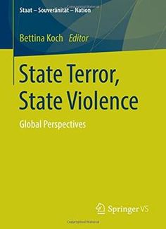 State Terror State Violence PDF