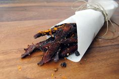 Weston Products Blog: Salmon Jerky in a Weston Dehydrator