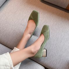 The post Chiko Dorcas Square Toe Block Heels Pumps appeared first on Chiko Shoes. Women's Pumps, Pump Shoes, Shoes Heels, Sock Shoes, Shoe Boots, Aesthetic Shoes, Dream Shoes, Court Shoes, Mode Outfits
