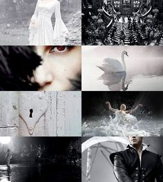 Ladies of Fairytale --- Swan Lake this is the story of how i died