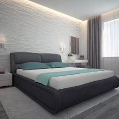 Дизайн интерьера спальни, стиль - современный: фото, идеи дизайна, каталог - oselya.ua
