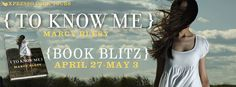 Book Passion for Life: Book Blitz for To Know Me by Marcy Blesy