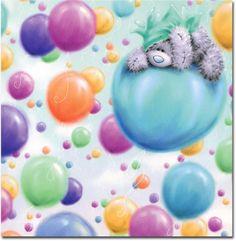Tatty Teddy Bubbles