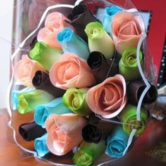 600 Half Blooming Wooden Roses (Customize) Wooden Roses, Fiber, Bloom, Create, First Aid, Low Fiber Foods