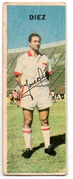 Diez - Huracan #110 - 1968