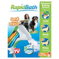 Oster Pet Rapid Bath Unit - Most Wanted Pet Products - Events