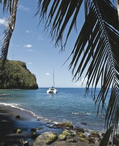 St vincent on pinterest black sand caribbean and bays for Black sand beach caribbean