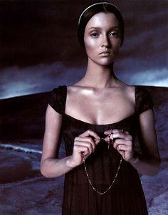 Versace, by Steven Meisel, 1998                                                                                                                                                                                 More