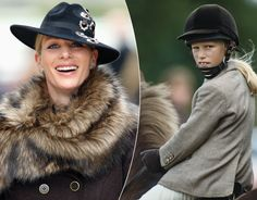 ZARA TINDALL has confirmed today she is pregnant with her second child. Will her baby be born before Kate Middleton's, which is due in April?