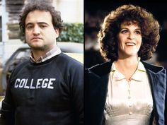 Former SNL Stars Remember John Belushi and Gilda Radner.