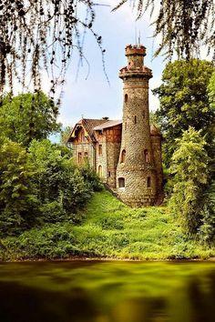 Castle In Czech