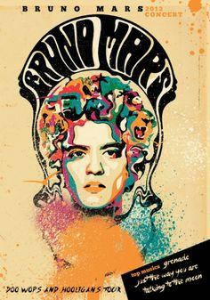 Bruno Mars Concert 2012 - Doo Wops And Hooligans Tour - DVD
