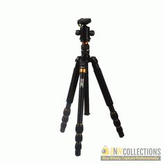 Buy Keep 2 in 1 Tripod/Monopod At Rs.7,000 Features :- Materials : Aluminum alloy, Leg sections 4 Cash on Delivery Hassle FREE To Returns Contact # (+92) 03-111-111-269 (BnW) #BnWCollections #Keep #Tripod #Monopod