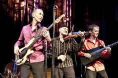 """""""It was impossible not to have a smile on your face with these terrific musicians.  Despite the band receiving a standing ovation and their general success in the music business, you got the sense of their down-to-earth natures and good humour."""" ~ Snap Magazine, Toronto"""