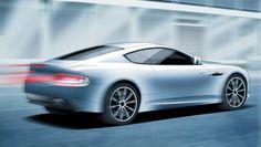 Aston Martin DB 9 back #astonmartin #db9