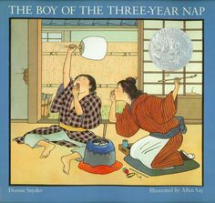 The Boy of the Three-Year Nap, 1989 Honor | Association for Library Service to Children (ALSC)