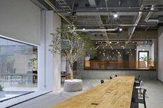 AKQA Oficina de Torafu Arquitectos Tokio    Yellowtrace