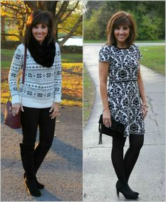 Winter Fashion For Women over 40